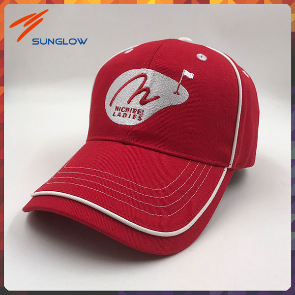 Golf cap pushes products1