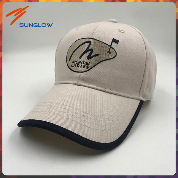 Golf cap pushes products2