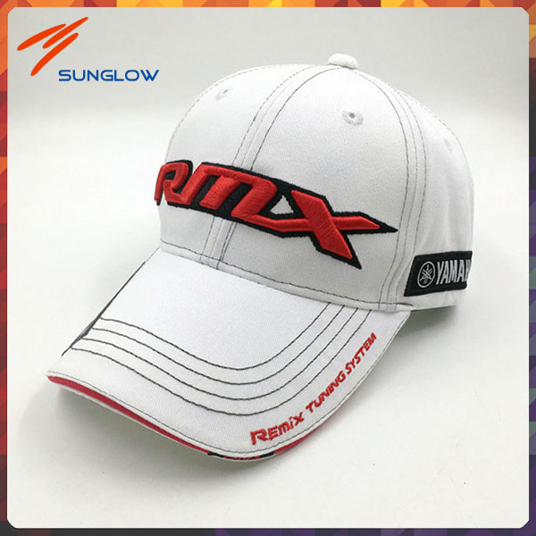 Golf cap pushes products4